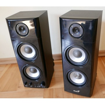 Głośniki Genius 2.0 SP-HF1800A 50W drewno 1800A
