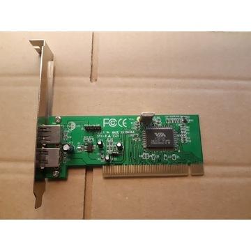 Kontroler USB 1.1 na PCI zabytek