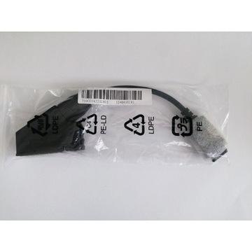 Kabel Philips TV mini SCART do Euro SCART gniazdo