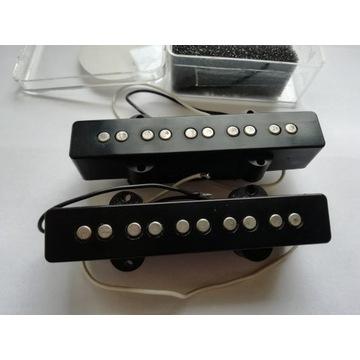 Pickupy przetworniki Fender Jazz Bass V do piątki