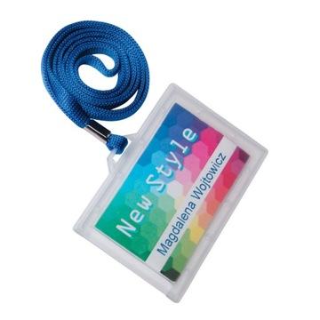 Etui okładka holder identyfikatory przepustka kart