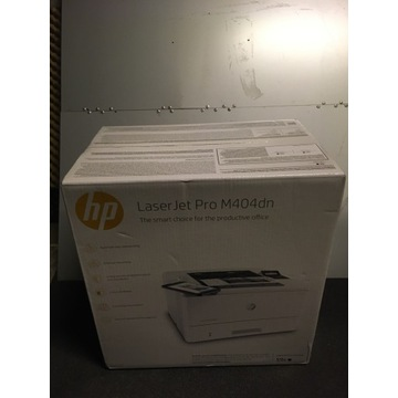 Drukarka HP Laser Jet Pro M404dn