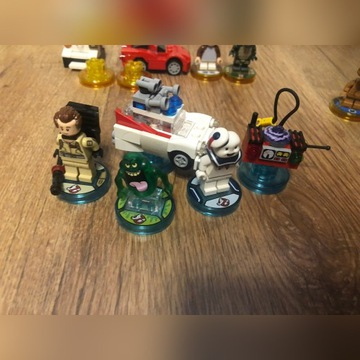 Lego dimensions pack level Zestaw ghost busters et