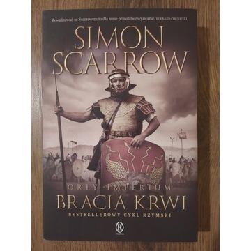 Orły imperium 13 Bracia krwi Simon Scarrow