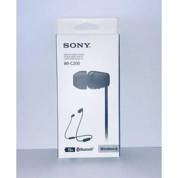 Słuchawki Sony WI-C200