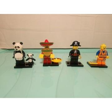 Lego Minifigurki z The LEGO Movie