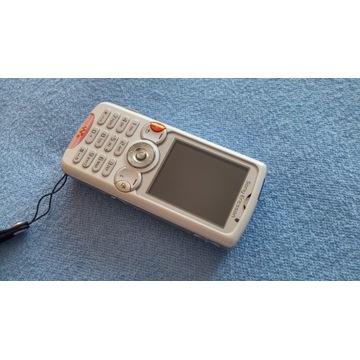 Sony Ericsson W810i bdb stan bez simloka sprawny