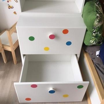 IKEA Stuva szafa, regał - pokój dziecięcy, dziecko