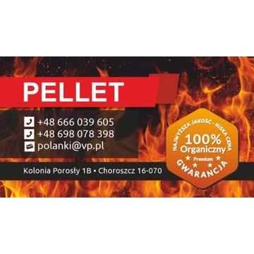 Pellet sosnowy 6 mm