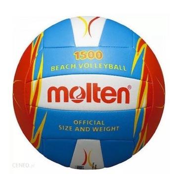 Piłka do siatkówki plażowej Molten