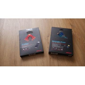 Audioquest Dragonfly Black + Audioquest Jitterbug
