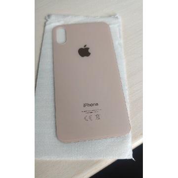 iPhone XS klapka tył duże oczko