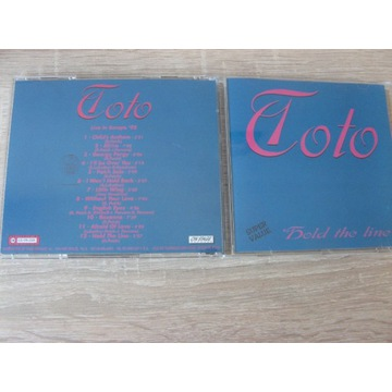 TOTO - HOLD THE LINE (Live In Europe '92)
