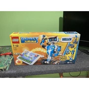 KLOCKI LEGO BOOST 5 W 1 17101 (nowa)