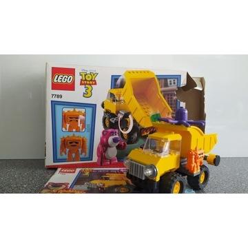 Lego ToyStory 7789 ciężarówka