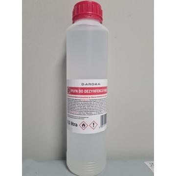 D-aroma - płyn do dezynfekcji rąk 0,5l