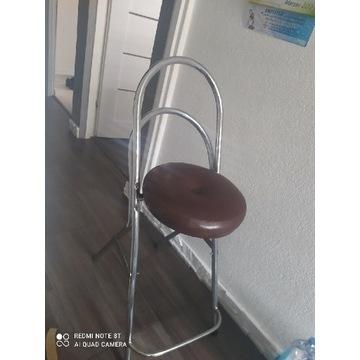 Hoker krzesło barowe