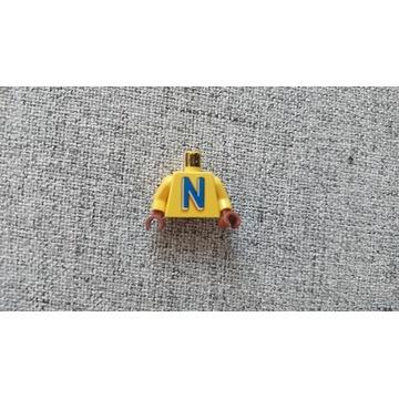 Lego Nesquik Minifigure brzuszek Unikat!