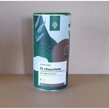 NATURAL MOJO FIT SHAKE KOKTAJL - CHOCOLATE