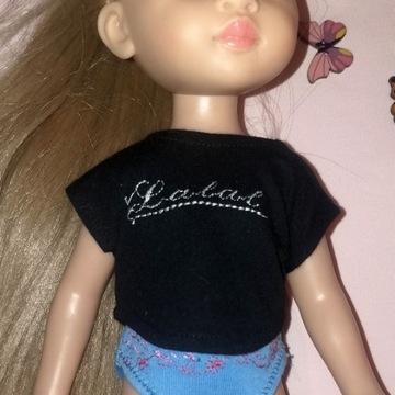 Ubranko dla lalki Paola Reina 32, t-shirt.