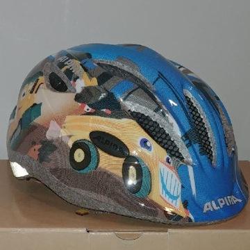 Kask rowerowy dziecięcy Alpina Gamma 46-51 cm