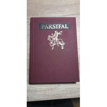 Wolfram von Eschenbach - Pieśni Parsifal Titurel