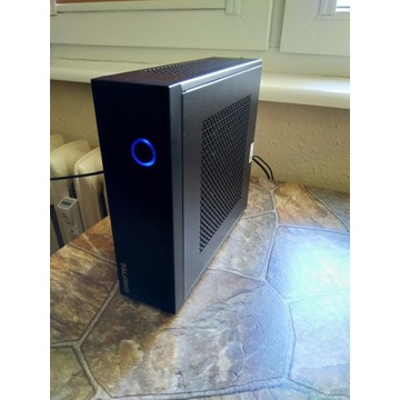 Komputerek ITX, SSD 512GB, 16GB RAM, cichy