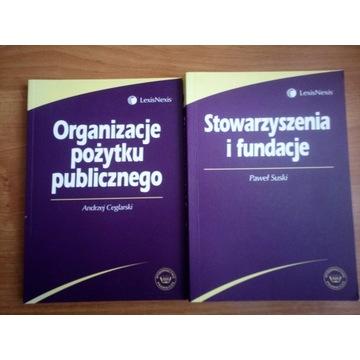 Organizacje pożytku publicznego - 2 pozycje