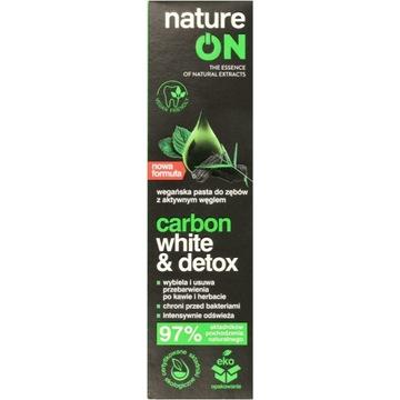 Nature On carbon white &detox  pasta -50%