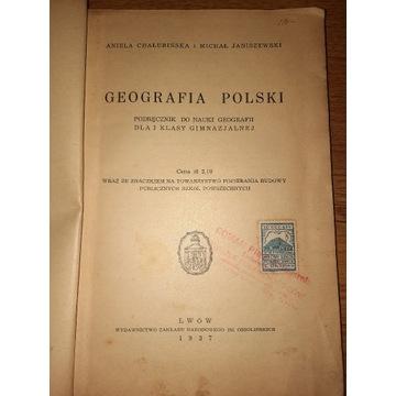 Geografia Polski - Chałubińska i Janiszewski