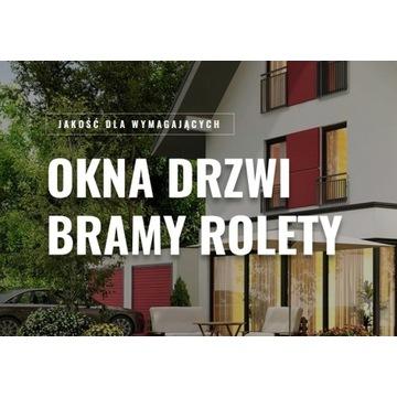 Strona Strony www Okna Drzwi Bramy Rolety