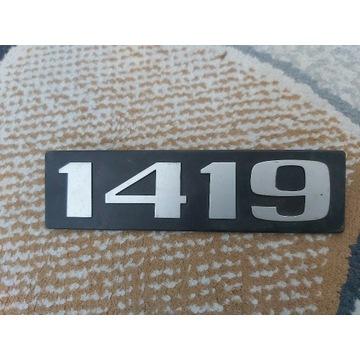 Emblemat mercedes benz 1419