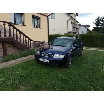 Audi a6c5 2.4 benzyna