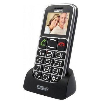 Telefon Komórkowy MaxCom MM462BB czarny