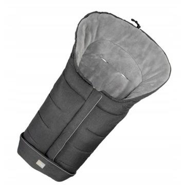 OKAZJA! ŚPIWOREK Wózek Sanki Gondola Zimowy Śpiwor