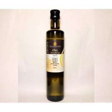 Olej lniany złoty - 500ml