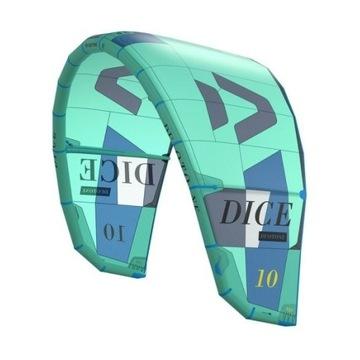 KITE Duotone DICE 2021 10m kolor miętowy