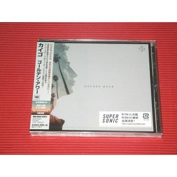 KYGO Golden Hour JAPAN CD + OBI Bonus Tracks