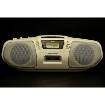 Radio Bumbox Panasonic radio/cd/kaseta/wzmacniacz