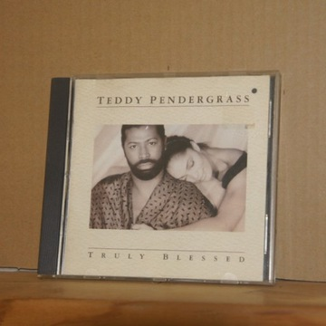 cd98. TEDDY PENDERGRASS TRULY BLESSED