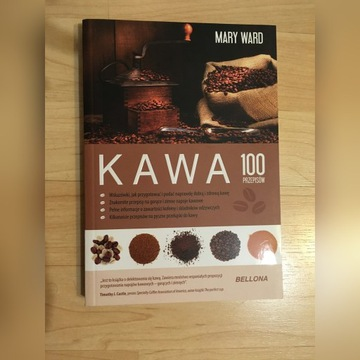 """""""Kawa 1000 przepisów"""" Mary Ward"""