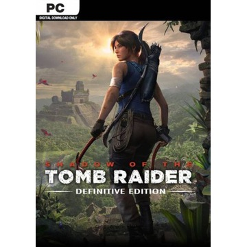 Shadow of the Tomb Raider Definitive  PC PL STEAM