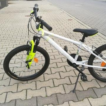 """Rower B'twin Decathlon Koła 20"""" stan BDB"""