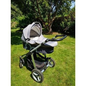 Wózek dziecięcy Baby Design Lupo 3 w 1+ fotelik
