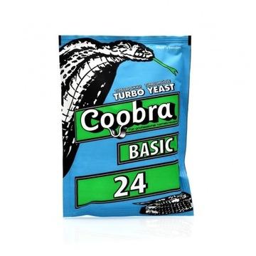 Drożdże gorzelnicze COOBRA BASIC 24 do wódek