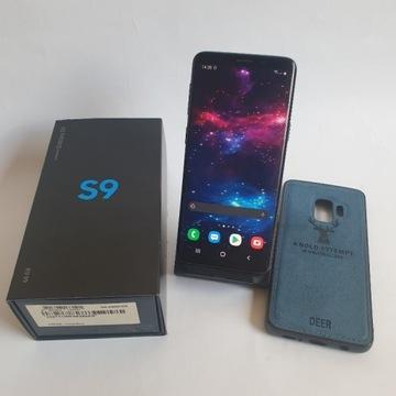 Samsung Galaxy S9 64Gb Niebieski Blue Jak Nowy