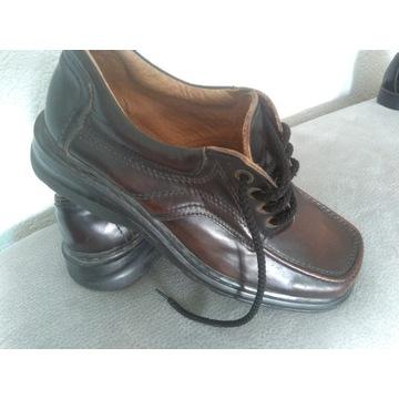 polskie buty skóra naturalna super tanio