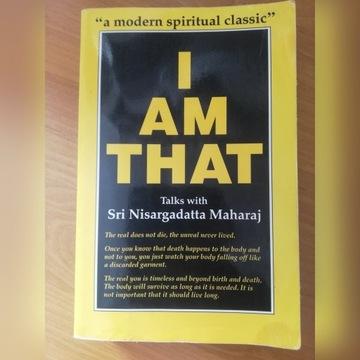 I AM THAT / Sri Nisargadatta Maharaj