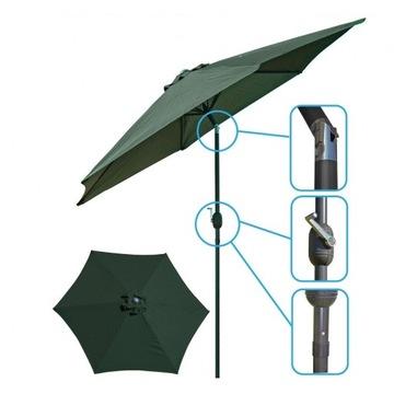 Parasol ogrodowy Saska Garden