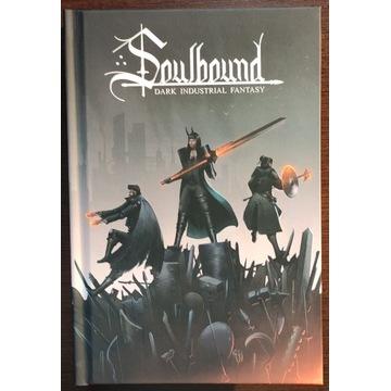 Soulbound Dark Industrial Fantasy RPG nowy